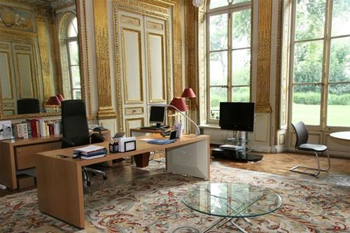 L'hôtel de Rochechouart - Le grand salon
