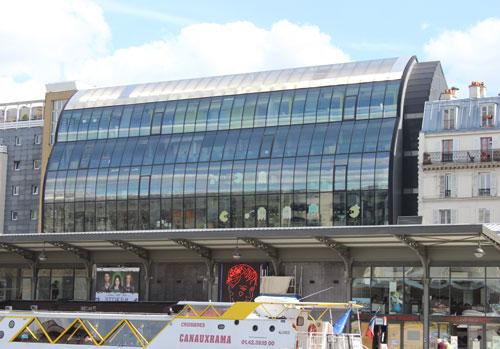 Immeuble de bureaux, quai de Loire