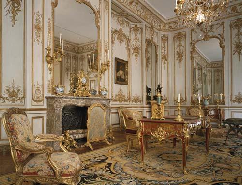 L'hôtel de Varengeville - Salon Rocaille - Metropolitan Museum, New-York