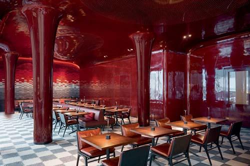 Les Bains Paris - Le restaurant