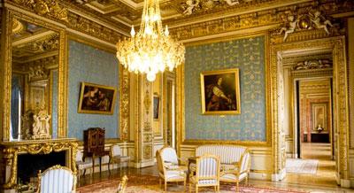 L'hôtel de Monaco - Salon de réception