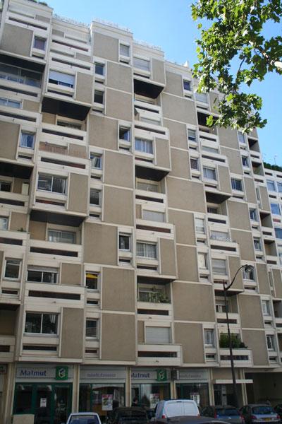 Immeuble les Vignes de Montmartre
