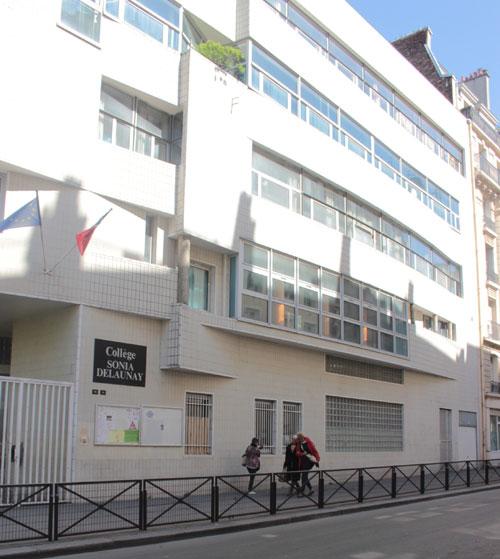 Le collège Tandou