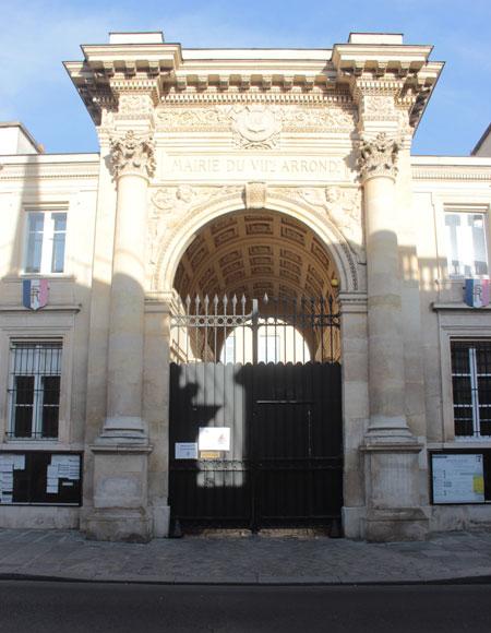 L'hôtel de Villars - Le portail de Boffrand