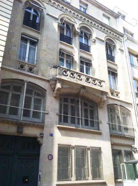 Le Consistoire israélite de France
