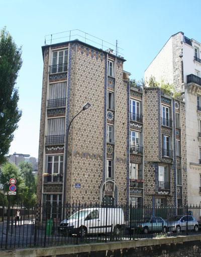 Hôtel particulier, rue Belliard