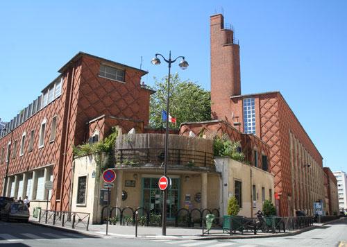 Ecole élémentaire rue Gustave Rouanet