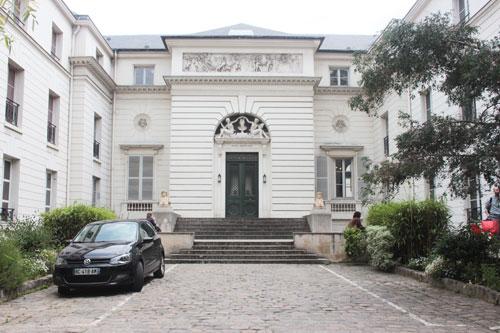 L'hôtel Gouthière