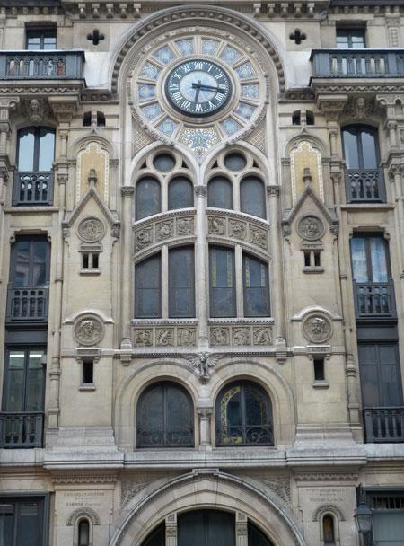 Immeuble d'habitation 61 rue Réaumur