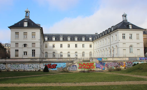 L'hôpital La Rochefoucauld