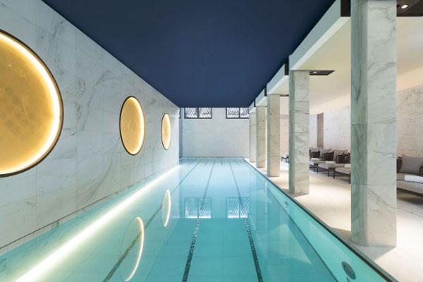 Le nouveau spa de l'hôtel Lutetia