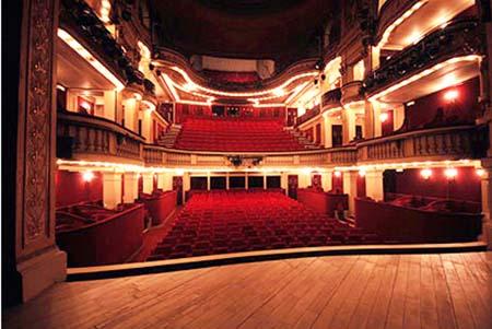 Le théâtre de la Madeleine - La salle