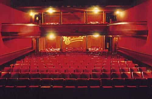 Le théâtre du Splendid - La salle