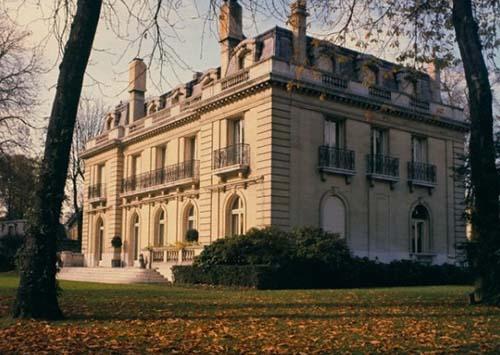 L'hôtel du duc et de la duchesse de Windsor