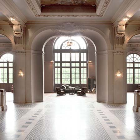 Le Trianon - La salle de bal