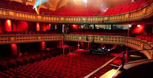 Le Trianon - La salle
