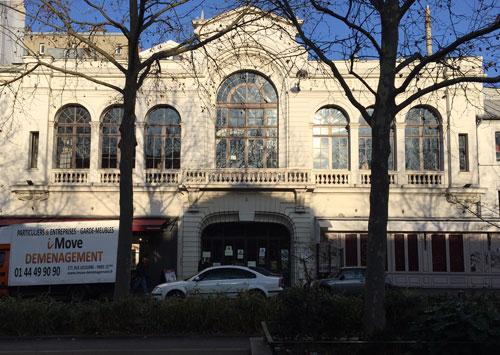 Le Trianon de Paris - La façade