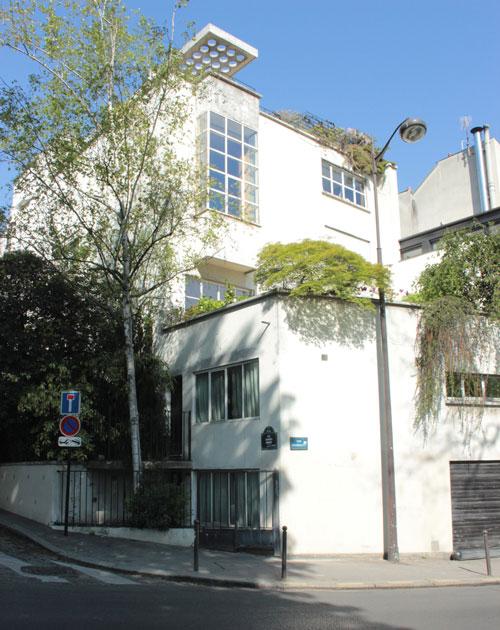La villa Guggenbühl - Etat actuel