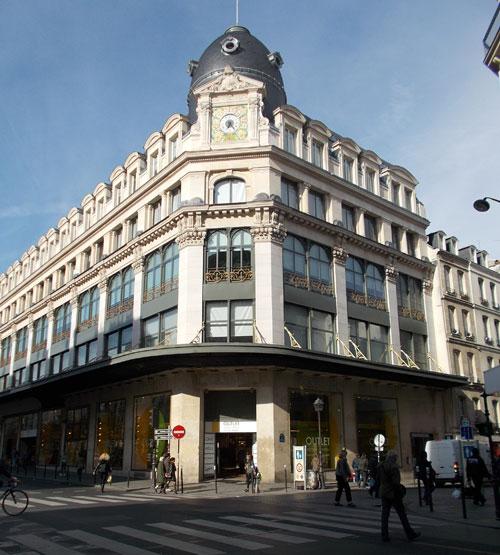 Grands Magasins A Réaumur : magasin 1