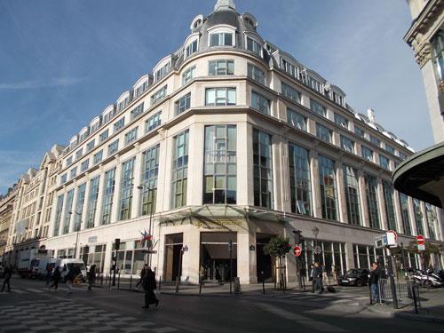 Grands Magasins A Réaumur : magasin 2 - Centre de Traitement des Impots