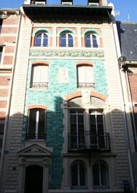 Hôtel Particulier, rue Eugène Flachat