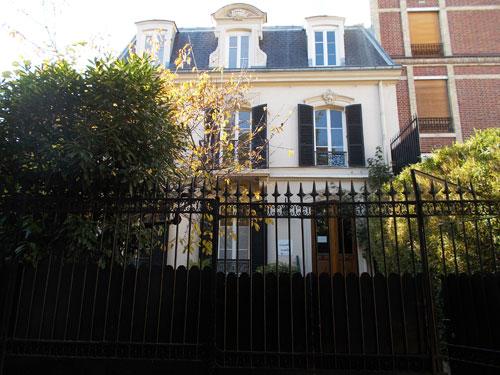 La villa Ballu - Hôtel particulier