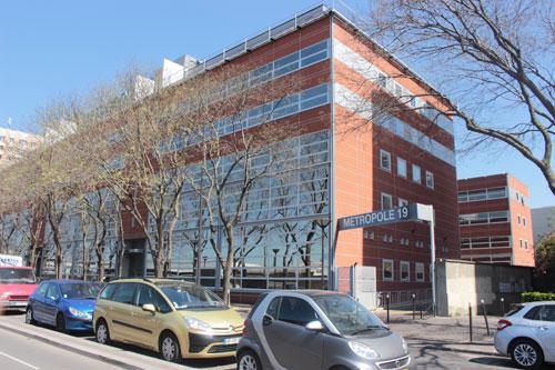 Hôtel industriel