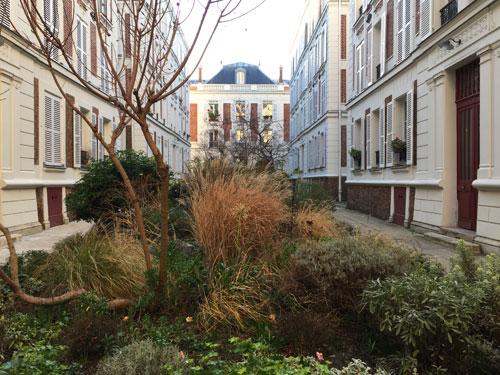 Cité rue du Jourdain