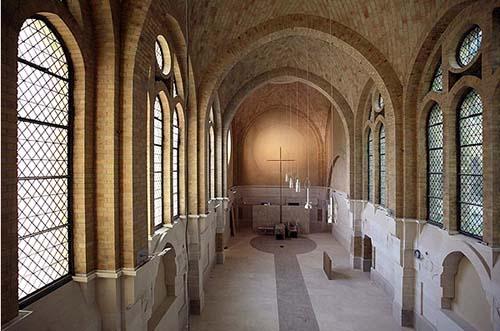 La Conférence des Evêques de France - La chapelle