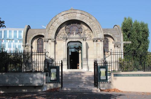 La chapelle royale Saint-Ferdinand