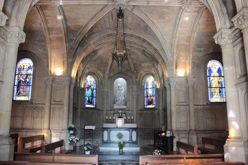 La chapelle Saint-Ferdinand
