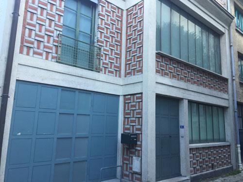 L'allée Maintenon - La maison-atelier de Mela Munter, puis de Jean Dubuffet