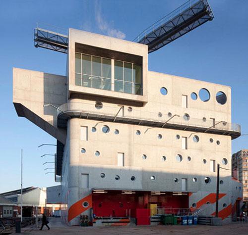 Centre de maintenance RATP