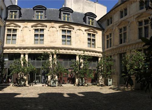 L'hôtel Passart : l'aile Nord