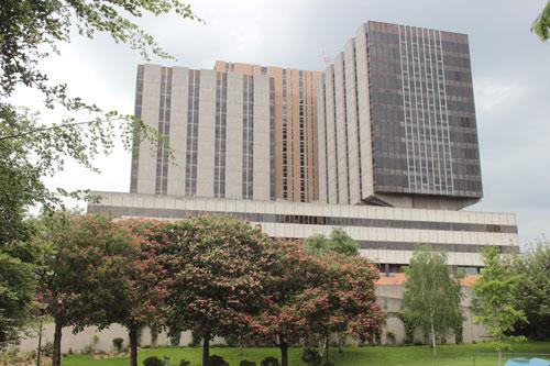 L'hôpital Bichat