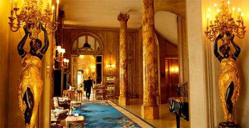 L'hôtel Ritz