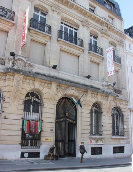 L'Institut hongrois