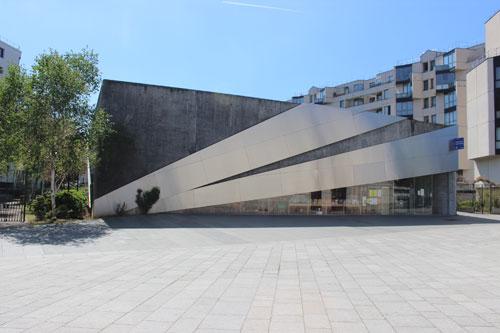 La Médiathèque Gutemberg