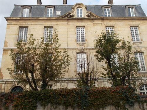 Le pavillon d'Orléans