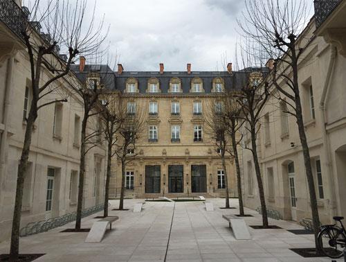 L'ex-siège de la SNCF