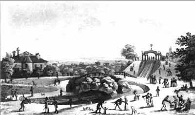 Les jardins Tivoli