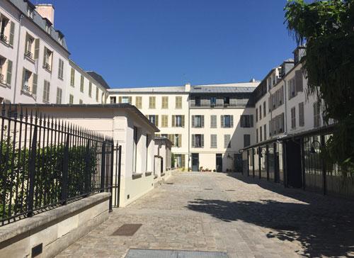 La cour de Venise - 2e cour