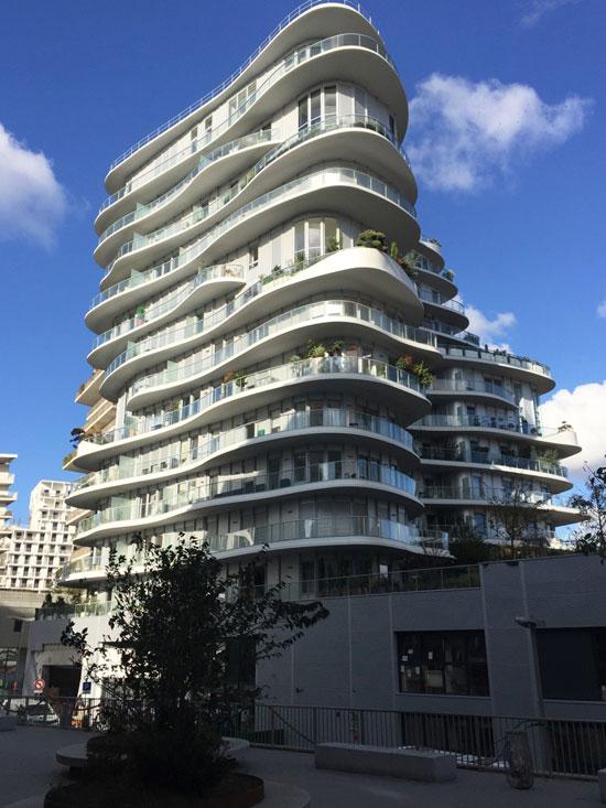 La tour Unic