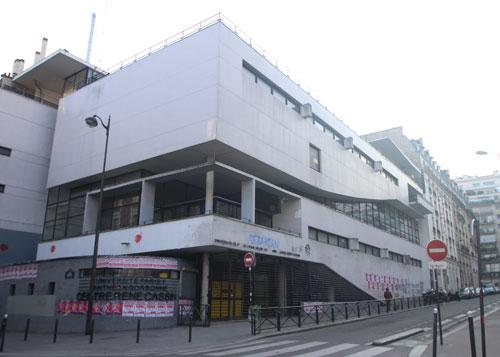 Le centre universitaire René Cassin
