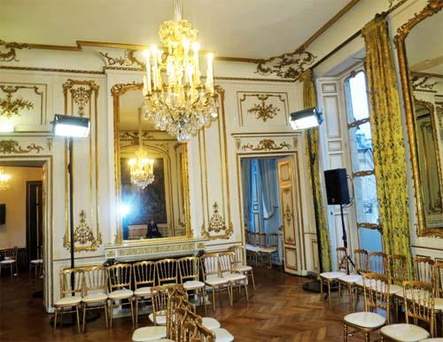 L'hôtel d'Evreux