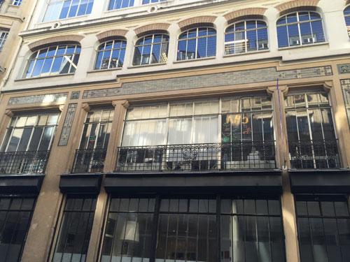 Immeuble commercial Rue Greneta