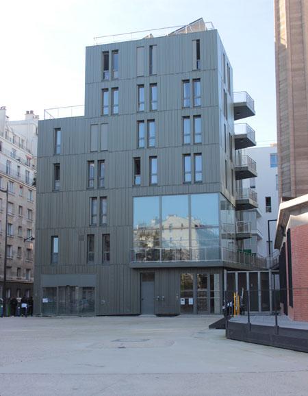 La résidence étudiante