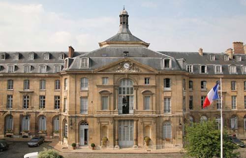 L'abbaye de Pentemont - Le logis abbatial