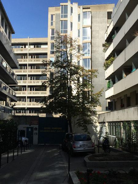 Le collège Stanislas - Le nouvel externat construit par Jacques Barge