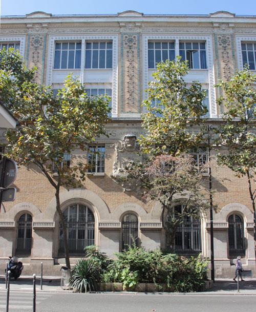 L'école Duperré
